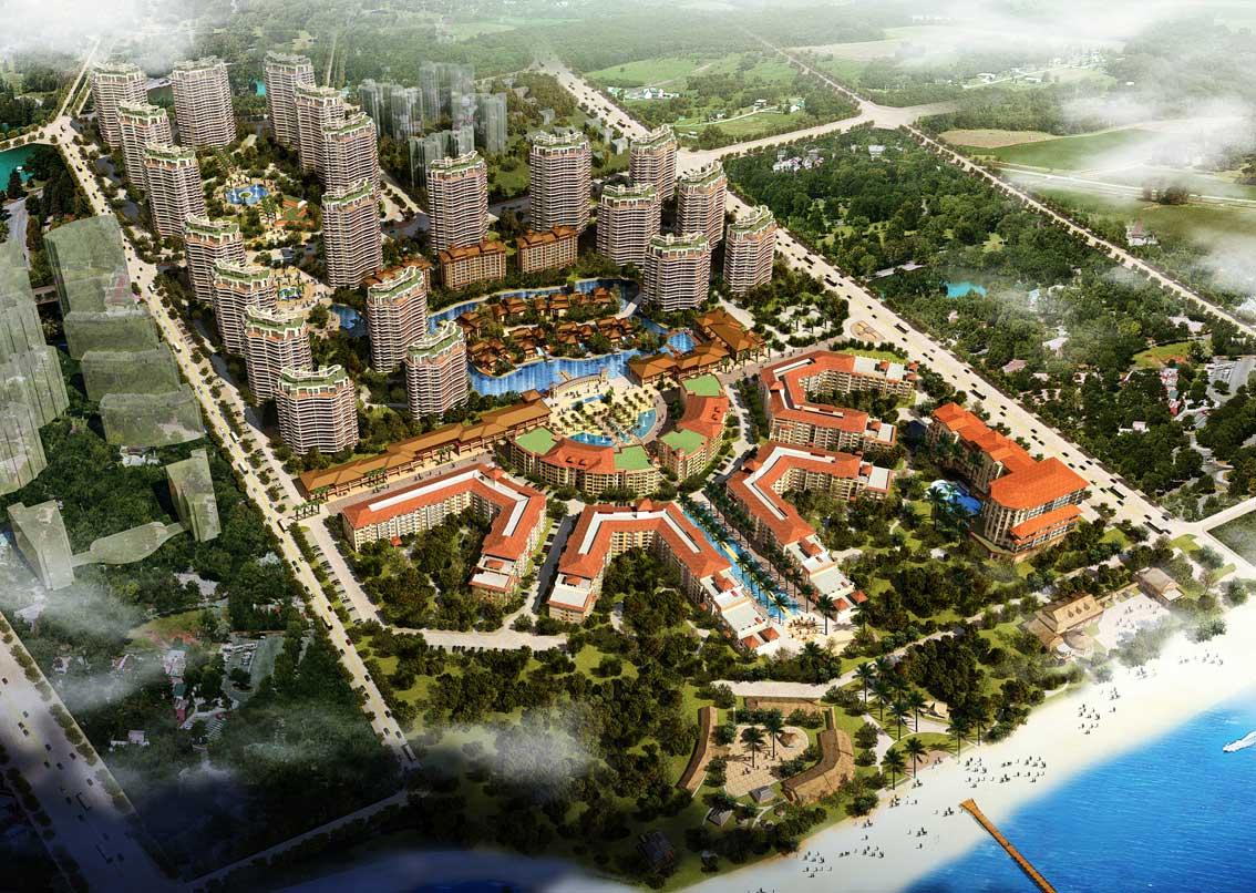 海口休闲游(4)——文昌白金海岸 - 阿庞 - 阿庞 的家园